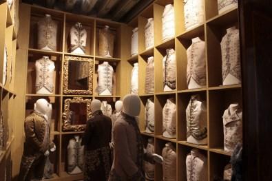 Sala 11 Venezia, Palazzo Mocenigo – Centro Studi di Storia del Tessuto e del Costume Fondazione Musei Civici di Venezia Foto di Stefano Soffiato