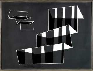 Josef Albers, Stufen (Steps), 1931 © 2013 The Josef and Anni Albers Foundation / Artists Rights Society New York