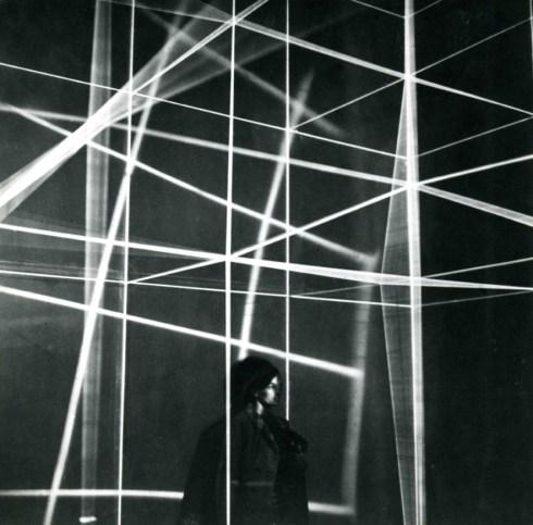 Artisti nello spazio: GianniColombo, SpazioElastico, 1967