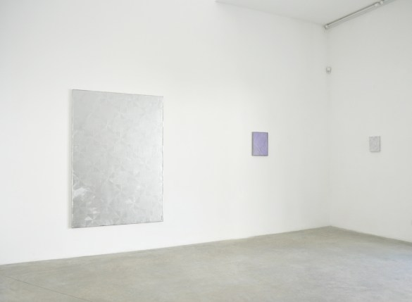 Robin Seir, Lost in Reflection, veduta allestimento mostra, Nam Project, Milano