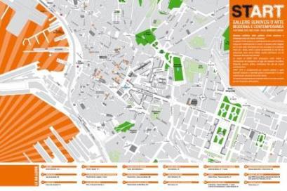 mappa START Genova