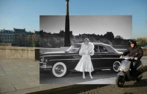 Gea Casolaro, Still here_L'air de Paris-Quai d'Orleans, 2009-2013, fotografia digitale stampata su alluminio, cm 64x100x2, edizione unica, courtesy The Galeery Apart