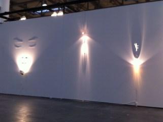 veduta dello stand di Studio G7 - ArtVerona 2013