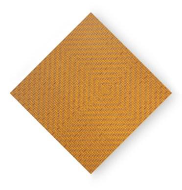 Mimmo Iacopino, Metri per sarti, 2013, cm 177x177 Courtesy Galleria Melesi