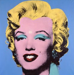 Andy Warhol, Blue Shot Marilyn, 1964, Collezione Brant Foundation © The Brant Foundation, Greenwich (CT), USA © The Andy Warhol Foundation for the Visual Arts Inc. by SIAE 2013