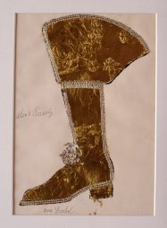 Andy Warhol, Elvis Presley (Gold Boot), 1956, Collezione Brant Foundation © The Brant Foundation, Greenwich (CT), USA © The Andy Warhol Foundation for the Visual Arts Inc. by SIAE 2013