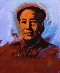 Andy Warhol, Mao, 1964, Collezione Brant Foundation © The Brant Foundation, Greenwich (CT), USA © The Andy Warhol Foundation for the Visual Arts Inc. by SIAE 2013
