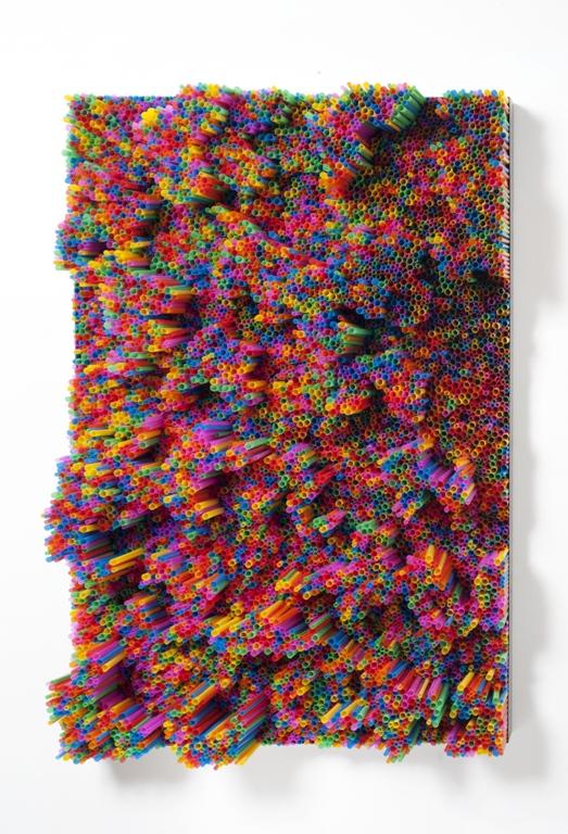 Fracesca Pasquali, Multicolor, 2013, cm 80x120 Courtesy Galleria Colossi Arte Contemporanea