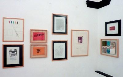 Giulia Niccolai, Adriano Spatola, Claudio Parmiggiani, Franco Vaccari, Corrado D'Ottavi, Ugo Carrega. La visione fluttuante #2. Ricerche verbo-visuali in Italia '60/'70, in corso da UnimediaModern