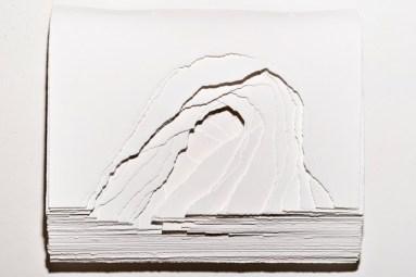Angela Glajcar, Terforation. Courtesy Eduardo Secci Contemporary