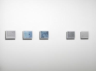 Beatrice Pediconi, 9'-Unlimited, 2013, veduta della mostra, Collezione Maramotti, Reggio Emilia © Beatrice Pediconi. Foto: Dario Lasagni