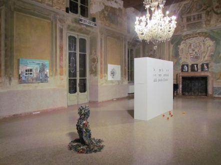 Premio Arte Rugabella 2013 Age of Aquarius, veduta della mostra, Villa Rusconi, Castano Primo (MI)