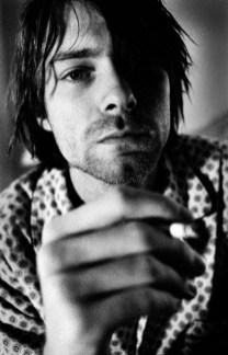 Charles Peterson, Kurt Cobain, portrait
