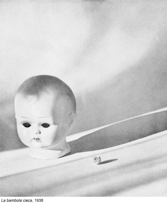 Giuseppe Cavalli, La bambola cieca, 1938