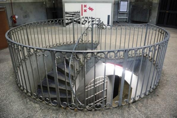 """Fausta Squatriti. Ricordare per essere liberi (veduta della mostra), Museo delle Carceri """"Le Nuove"""", Torino"""