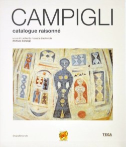 Campigli. Catalogue raisonné, Silvana Editoriale