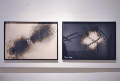 Eduard Habicher, Gedanken-Fänger Foto Albarello Courtesy Galleria Goethe, Bolzano