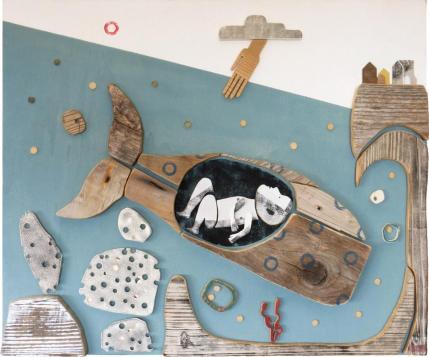 M. Luisa Gasparri, Nel ventre della balena
