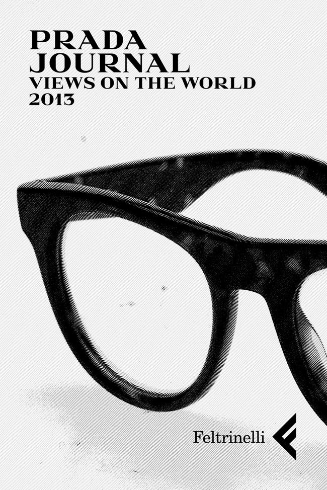 Prada Journal, E-Book, Cover