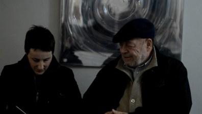 Franco Mazzuchelli in conversazione con Luisa Castellini, foto di Simone Savina