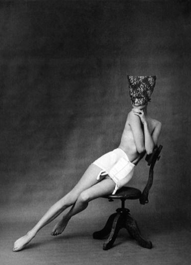 Frank Horvat, Lingerie Chantelle SN +, 1958