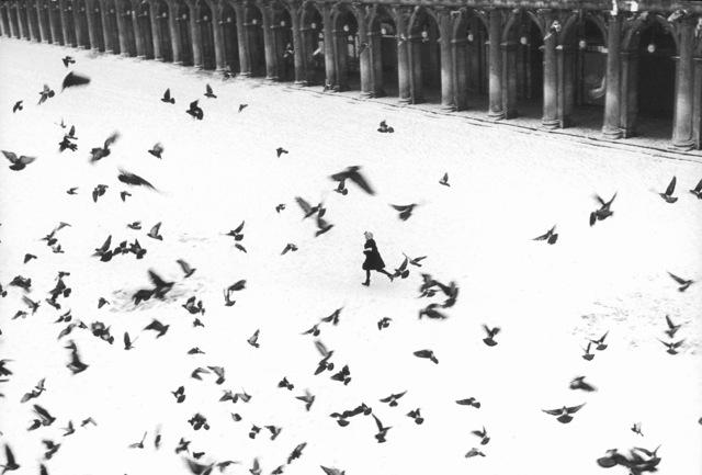 G. Berengo Gardin, Venezia, 1960 © 2014 Gianni Berengo Gardin/Contrasto