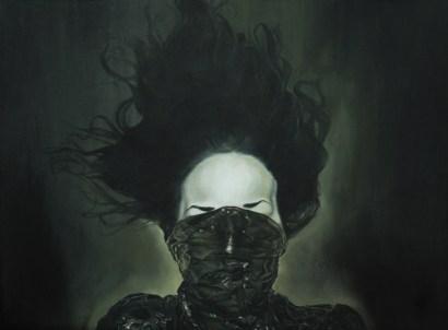 Enrica Berselli, Deprivazione, particolare di trittico