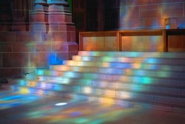 P. Timoney, Cathedral Steps, 2003, cibachrome, 60x90 cm, Collezione Del Monte, Bergamo