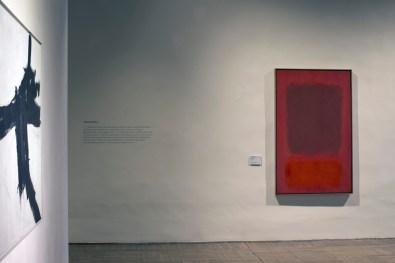 Giuseppe Panza di Biumo. Dialoghi americani (veduta della mostra), Ca' Pesaro, Venezia Foto di Enrico Minasso Courtesy Collezione Panza, Lugano