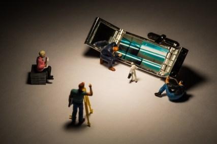 Micromondo di Johnny Pixel. Foto di Johnny Pixel