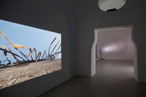 Raffaela Mariniello, Still in Life, veduta della mostra. Courtesy Raffaela Mariniello e Studio Trisorio