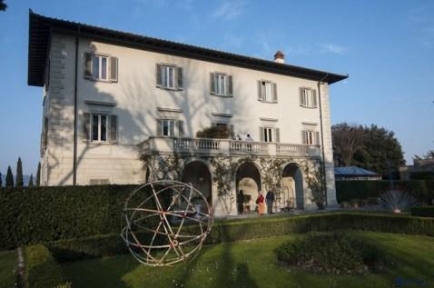 ARTOUR-O il MUST 2014, sede di Villa La Vedetta