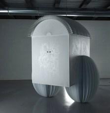 Giuliana Cunéaz, Mobilis in mobili, courtesy Festival Infinitamente