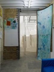 Reto Pulfer, Installazione, courtesy gli artisti, Andy Keate (fotografo) e Hollybush Gardens