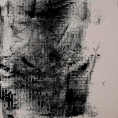 Alessandra Angelini, Scomponibili armonie, Tre, 2006, tempera su tela, cm 50x50