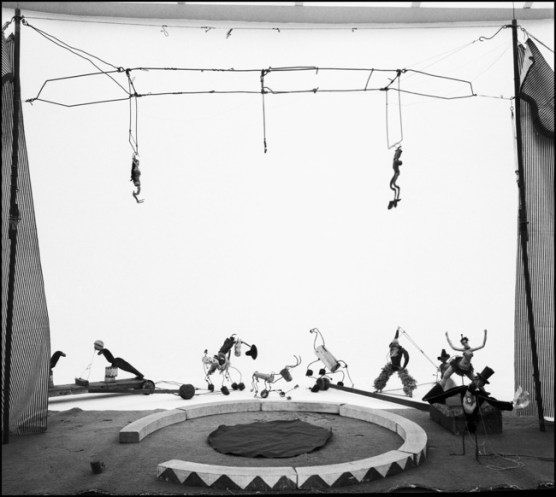 "Ugo Mulas, ""Alexander Calder, Circus"", Sachè, 1964
