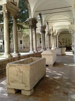 Museo Nazionale Ravenna, chiostro