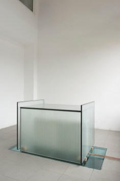 Florian Neufeldt, Soliloqui, 2014, installation view at The Gallery Apart, Rome
