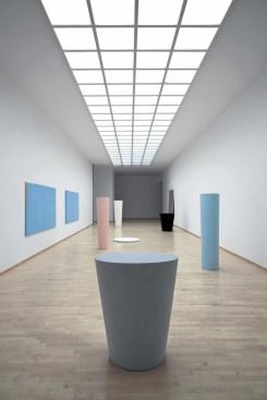 Ettore Spalletti, Museum Kurhaus, Kleve, 2009, Foto: Werner J. Hannappel