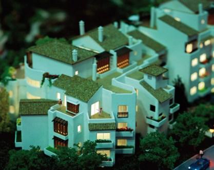 Xing Danwen, Urban Fiction #23, 2005, detail