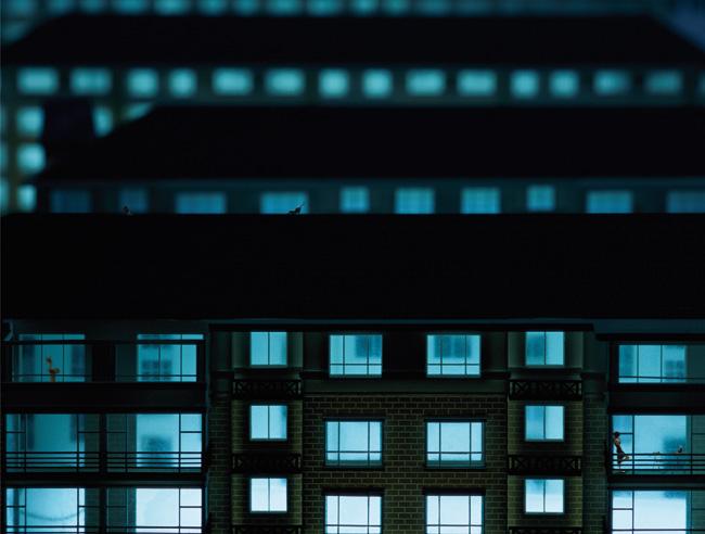Xing Danwen, Urban Fiction #24, 2006