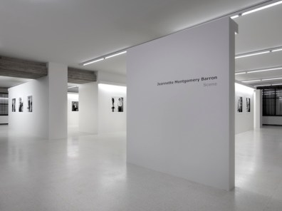Jeannette Montgomery Barron, Scene veduta di mostra. Collezione Maramotti, Reggio Emilia. Foto: Dario Lasagni