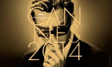 Locandina ufficiale di Cannes 2014