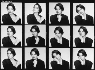 Isabella Rossellini Londra / London, 1984 46,5 x 58 cm © Terry O'Neill