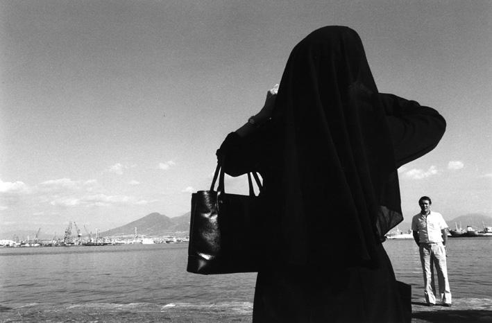 Antonio Biasiucci. Napoli, 1984, Copyright: autori e Museo di Fotografia Contemporanea