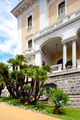 Villa Regina Margherita, Bordighera (Imperia)