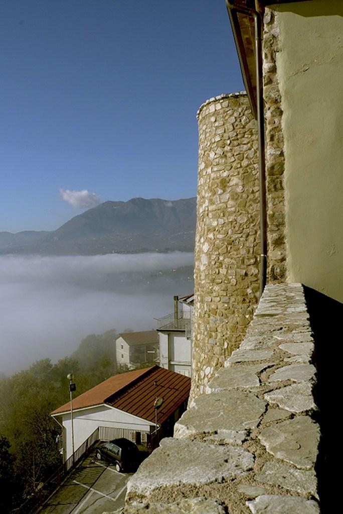 Castello di San Barbato, Manocalzati (AV) Foto Fabio Donato