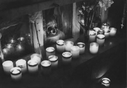 Mimmo Jodice. Cimitero delle Fontanelle. Napoli, 1973, Copyright: autori e Museo di Fotografia Contemporanea