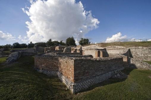 Parco Archeologico, Mirabella Eclano (AV) Foto Fabio Donato