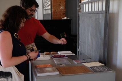 MadeinFilandia 2014, a 'Fiera del Libro d'Arte, Improvviso e d'Artista, ph Degal